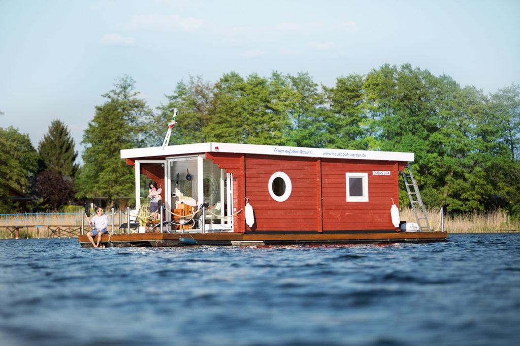 Hausboot Werder